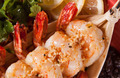 Sauteed Shrimp - PhotoDune Item for Sale