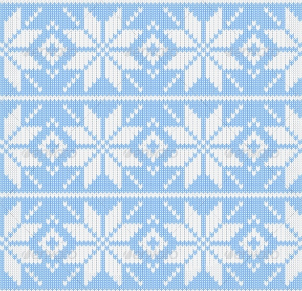 Scandinavian Knitting Patterns : Norwegian Snowflake Patterns   Dondrup.com