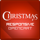 Responsive Merry Christmas OpenCart Theme - ThemeForest Item for Sale