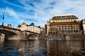 Vltava River, Prague - PhotoDune Item for Sale
