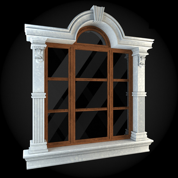 3DOcean Window 068 6008909