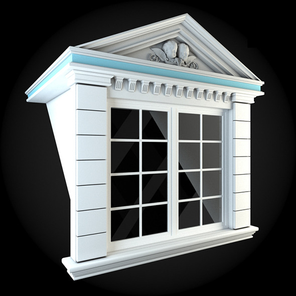 3DOcean Window 096 6009771