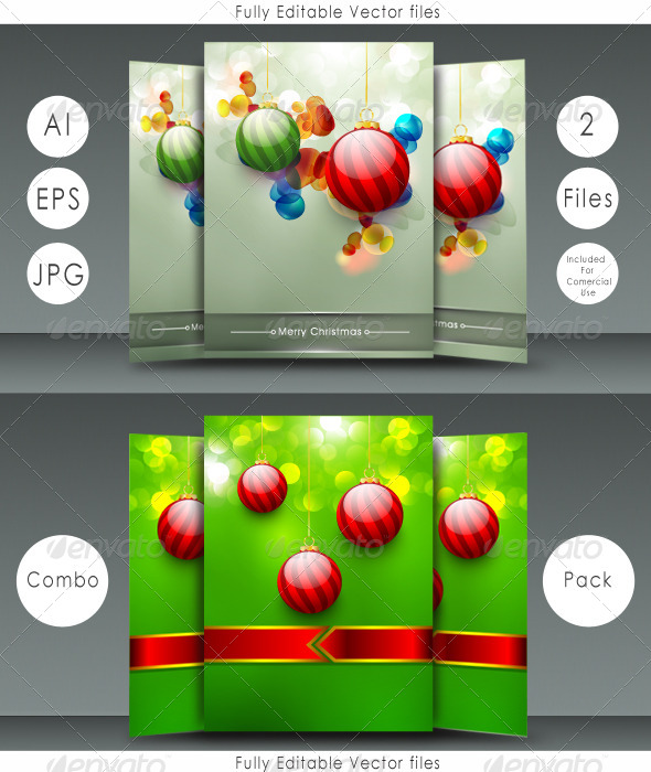 GraphicRiver Christmas 6012216
