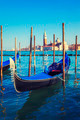 Gondolas in lagoon of Venice - PhotoDune Item for Sale