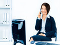 Business woman talking on the phone - PhotoDune Item for Sale