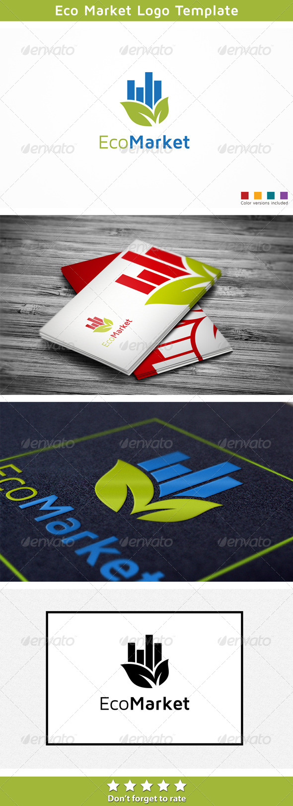 Marketing Logo - Vector Abstract