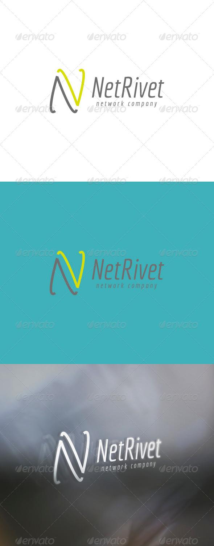 GraphicRiver Netrivet Logo 6021258