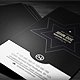 Vintage Black Business Card - GraphicRiver Item for Sale