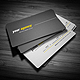 New Line Business Card - GraphicRiver Item for Sale