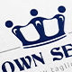 Crown Secure Logo - GraphicRiver Item for Sale