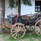 Vintage Four-wheeled Cart - PhotoDune Item for Sale