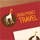 High Point Travel - GraphicRiver Item for Sale