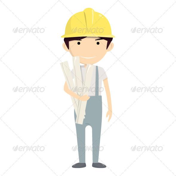 GraphicRiver Engineer 6031597
