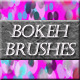 Bokeh Brushes - GraphicRiver Item for Sale