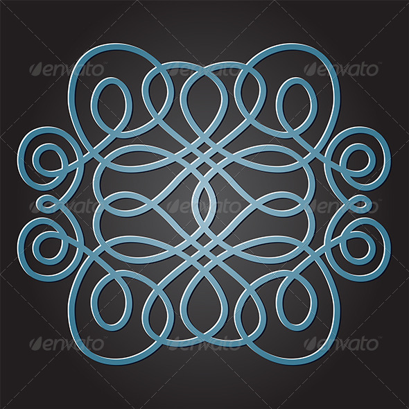 GraphicRiver Decorative Knot 6032389