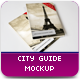 City Guide & Map Mockup - GraphicRiver Item for Sale
