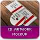CD Realistic Mockup - GraphicRiver Item for Sale