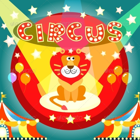 GraphicRiver Circus Poster 6033666