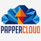 Papper Cloud Logo - GraphicRiver Item for Sale