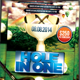 Hole In One Golf Tournament Flyer - GraphicRiver Item for Sale