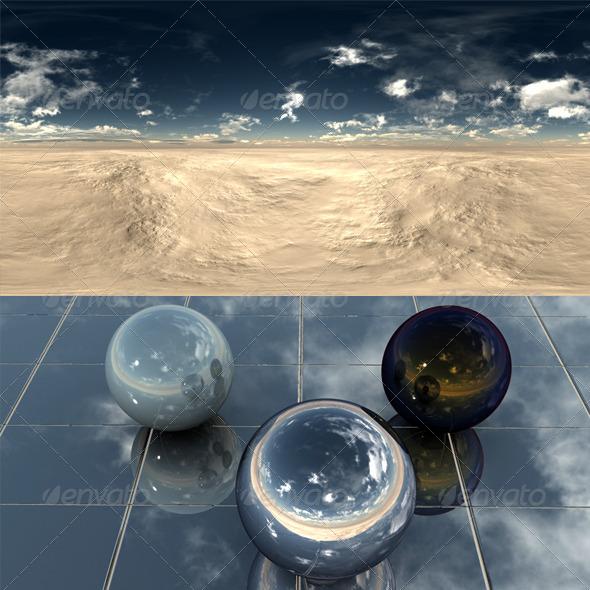 3DOcean Desert 61 6035373