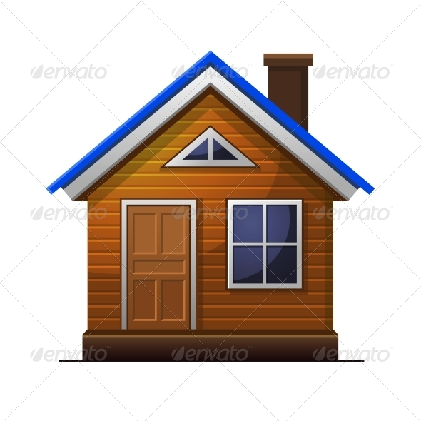 GraphicRiver House Icon Isolated on White Background 6036076