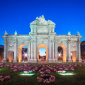 View of famous Puerta de Alcala - PhotoDune Item for Sale