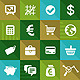 Vector Finance and Business Icons in Flat Style - GraphicRiver Item for Sale