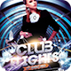 Club Flights Flyer - GraphicRiver Item for Sale