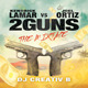 2 Guns Mixtape CD Cover Templates - GraphicRiver Item for Sale