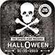 Typography Halloween Flyer - GraphicRiver Item for Sale