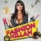 Fashion Killah Party Flyer - GraphicRiver Item for Sale