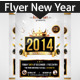 Flyer New Year - GraphicRiver Item for Sale