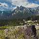 Mountain Scenery - Depth of Field 1 - VideoHive Item for Sale