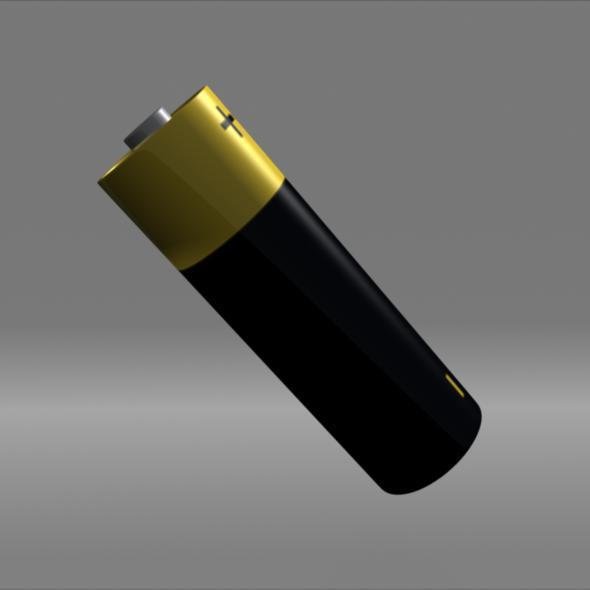 3DOcean Battery Model 6043571