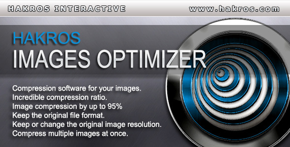 CodeCanyon Hakros Images Optimizer 6044199
