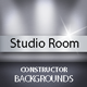 Studio Room Constructor Backgrounds - GraphicRiver Item for Sale
