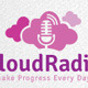 Cloud Radio Logo - GraphicRiver Item for Sale