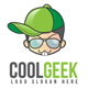 Cool Geek Logo - GraphicRiver Item for Sale