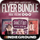 Indie Flyer/Poster Bundle Vol. 16-18 - GraphicRiver Item for Sale