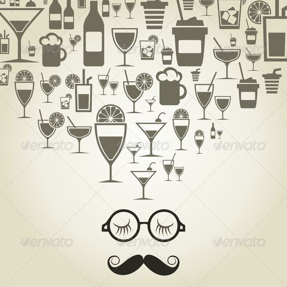 Alcohol - Stock Photo - Images