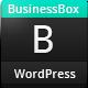 BusinessBox - Responsive Business WordPress Theme