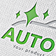 Auto Car Care Logo - GraphicRiver Item for Sale