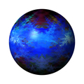 Abstract Blue Globe - PhotoDune Item for Sale