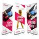Sport Banner Template 09 运-Graphicriver中文最全的素材分享平台