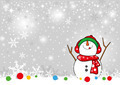 Snowman design for christmas background - PhotoDune Item for Sale