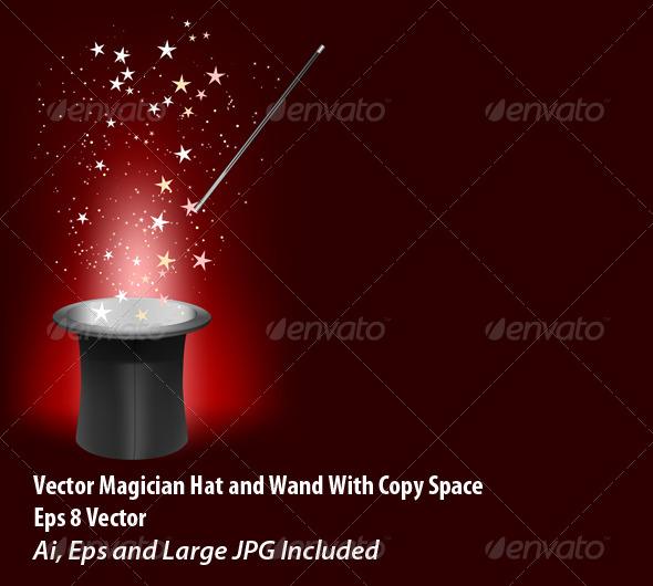GraphicRiver Magic 6050564