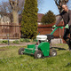 Man working with Lawn Aerator - PhotoDune Item for Sale