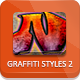 Graffiti Styles - Part 2 - GraphicRiver Item for Sale