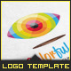 Colorful Eye - Logo Template - GraphicRiver Item for Sale